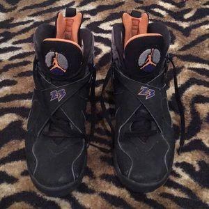 Air Jordan 8 Phoenix Suns Retro Size 11